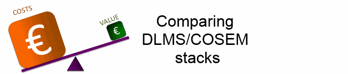 Comparing DLMS/COSEM