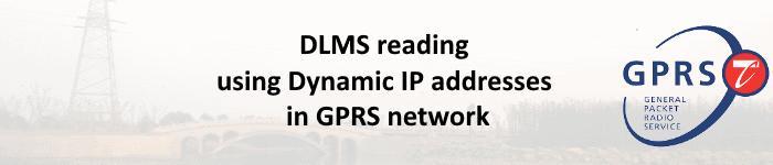 Gurux DLMS with Dynamic IP addresses  | Gurux for DLMS smart meters